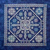 Northern Expressions Needlework - Celtic Snow THUMBNAIL
