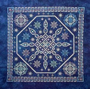 Northern Expressions Needlework - Celtic Snow MAIN
