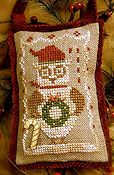 Homespun Elegance - Merry Noel Collection - Owls Love Christmas Too