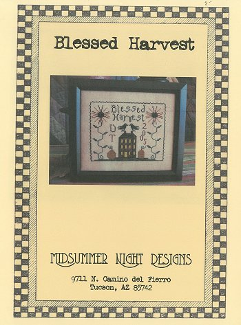 Midsummer Night Designs - Blessed Harvest