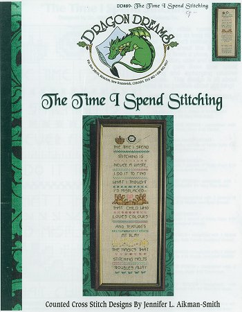 Dragon Dreams - The Time I Spend Stitching