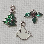 Epoxy Charm Pack - Set of 3