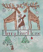 MarNic Designs - Merry Kiss-Moose