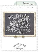 Brenda Riddle Designs - Believe THUMBNAIL