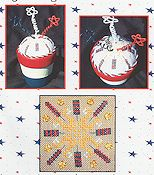 Flowers 2 Flowers - Patriotic Pincushion THUMBNAIL