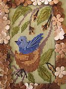 by The Bay Needleart - Birds of a Funky Feather #10 THUMBNAIL