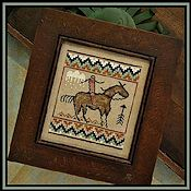 Little House Needleworks - Tumbleweeds 1 - The Journey THUMBNAIL