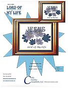 Cody Country Cross Stitch - Lord of My Life_THUMBNAIL