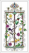 Vickery Collection - Hummingbird House - Sold Out/Discontinued