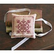 Beehive Needleworks - Millicent Hartley Pin Pillow THUMBNAIL