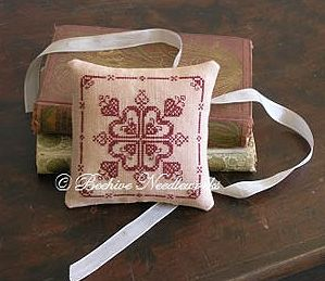 Beehive Needleworks - Millicent Hartley Pin Pillow MAIN
