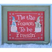 Designs By Lisa - Freezin' Season THUMBNAIL