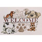MarNic Designs - Dogs Welcome THUMBNAIL
