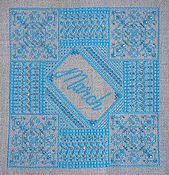 Northern Expressions Needlework - Birthstone Series - March Aquamarine
