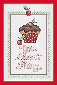 Sue Hillis Designs - Post Stitches - You Sweet Thing