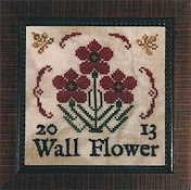 Cherished Stitches - The Fairest Flowers - November