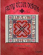 Frony Ritter Designs - Valentine Hearts