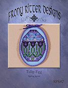 Frony Ritter Designs - Tulip Egg THUMBNAIL