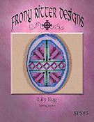 Frony Ritter Designs - Lily Egg
