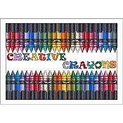 Vickery Collection - Creative Crayons
