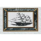 Ronnie Rowe Designs - Sailing Ships - Tranquility