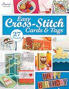 Annie's Cross Stitch - Easy Cross-Stitch Cards & Tags THUMBNAIL