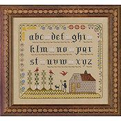 Elizabeth's Designs - Lost Sheep Sampler