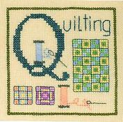 Elizabeth's Designs - Q is for Quilting
