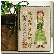 Little House Needleworks - Calendar Girls #3 - March