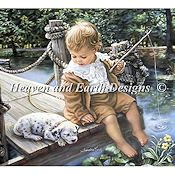 Heaven and Earth Designs - Gone Fishing