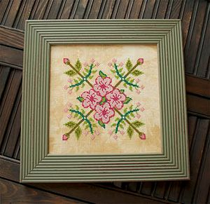 Summer House Stitche Workes - Sakura MAIN