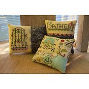 Hands On Design - Gather Friends Close - A Cushion Series Part 1 - Gather THUMBNAIL
