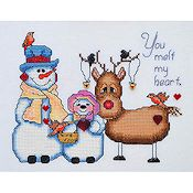 MarNic Designs - You Melt My Heart