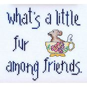 MarNic Designs - What's A Little Fur Among Friends THUMBNAIL