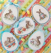 Sue Hillis Designs - Easter Parade