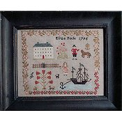 Stacy Nash Primitives - Eliza Poole Sampler THUMBNAIL