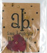 Amy Bruecken Designs - Land of the Free - Button Embellishment