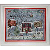 Praiseworthy Stitches - Carols On The Square THUMBNAIL