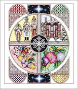 Vickery Collection - Circle Series Christmas