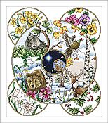 Vickery Collection - Circle Series - Nature - Sold Out/Discontinued_THUMBNAIL