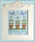 Country Cottage Needleworks - Morning Song