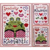 Stitchy Kitty - Toadally Romantic