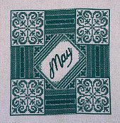 Northern Expressions Needlework - Birthstone Series - May Emerald THUMBNAIL