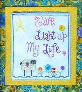 Faithwurks Designs - Ewe Light Up My Life MAIN