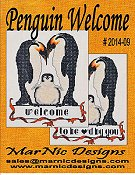 MarNic Designs - Penguin Welcome