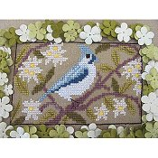 By The Bay Needleart - Birds of a Funky Feather #11 THUMBNAIL