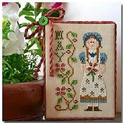 Little House Needleworks - Calendar Girls #5 - May THUMBNAIL