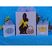Faithwurks Designs - Chocolate Bunny & Eggs-cellent Companions THUMBNAIL