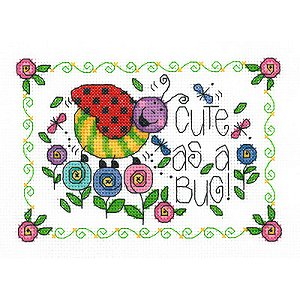 Imaginating - Garden Cuties Ladybug and Bee 2854 MAIN