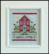 Country Cottage Needleworks - Welcome Home THUMBNAIL